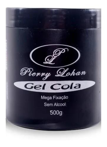 Kit 3 Gel Cola Pierry Lohan 500g