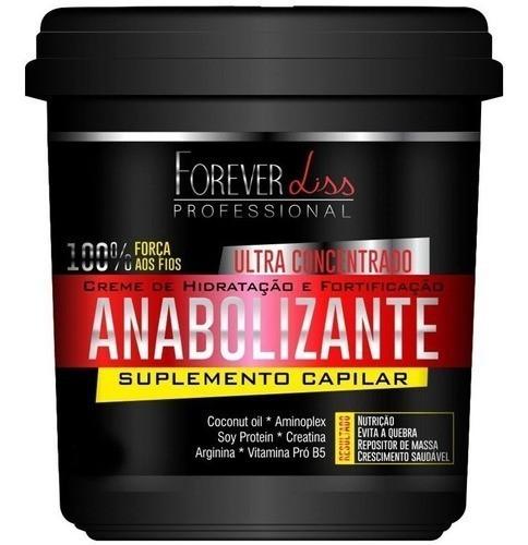 Kit  Anabolizante Capilar 3x950g -  Forever Liss
