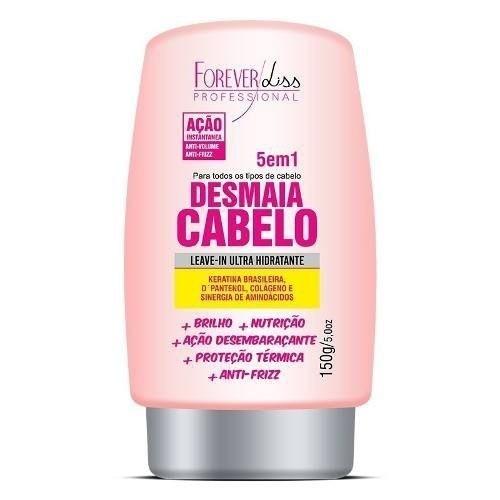 Kit Desmaia Cabelo Mascara 350g