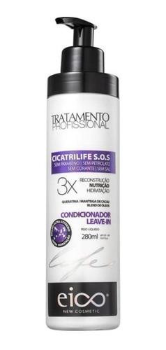 Kit Eico Cicatrilife Sos Completo (4 Produtos)