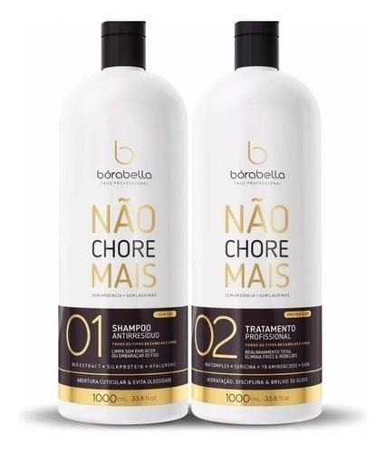 Kit Progressiva Borabela Nao Chore Mais + Btox 300g Boratox