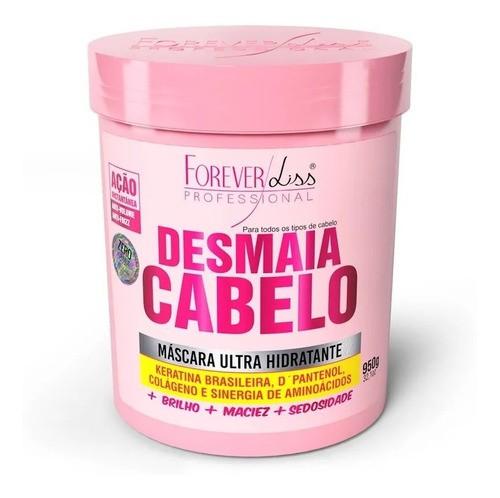 La Bella Liss Kit Cabelo Manteiga 950g + Desmaia Cabelo 950g