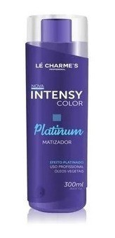 Lé Charme's - Intensy Color Matizador Platinum 300ml