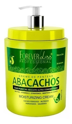 Leave-in Abacachos Óleo De Abacate 950g - Forever Liss