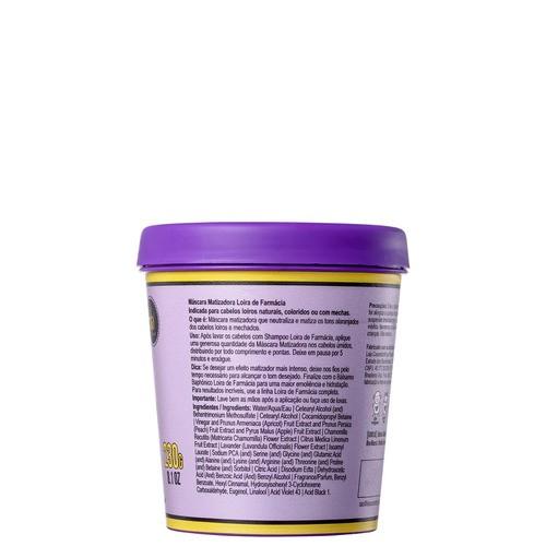 Lola Cosmetics Loira De Farmácia Matizadora - Máscara