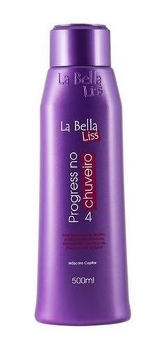 Manutencao Pos Progressiva No Chuveiro 500 Ml La Bella Liss