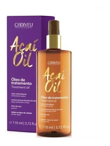 Oleo De Tratamento Acai Oil 110ml - Cadiveu