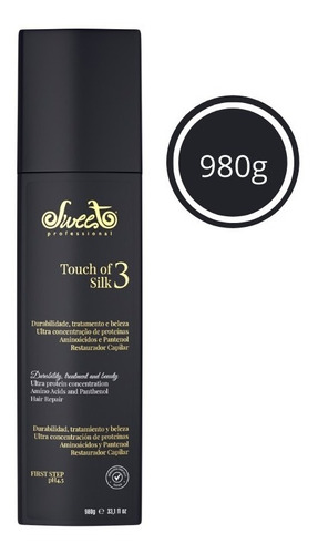Touch-of Silk Lovely Passo 3 Sweet Hair 980g