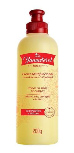 Yamasterol Creme Multifuncional Babosa D-pantenol 200g Yamá