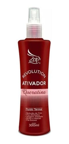 Zap Revolution Ativador Queratina 300ml