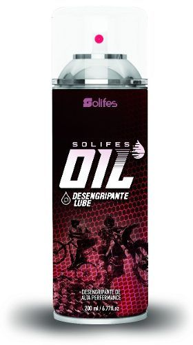 Desengripante Solifes Oil 200ml