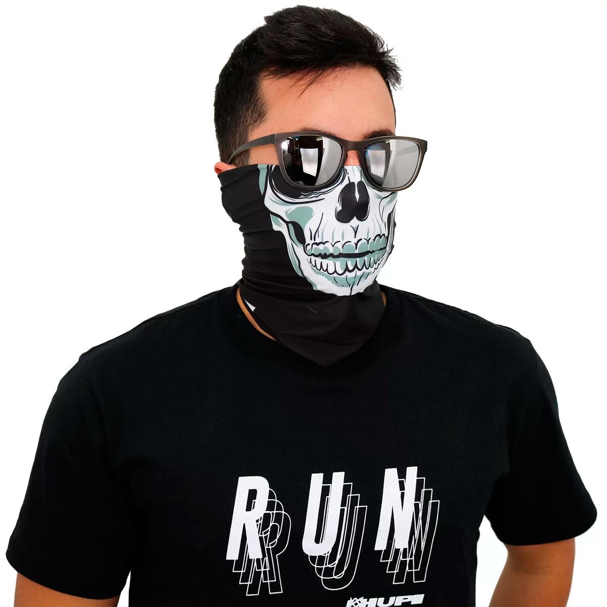 Bandana Tubular Skull Hupi