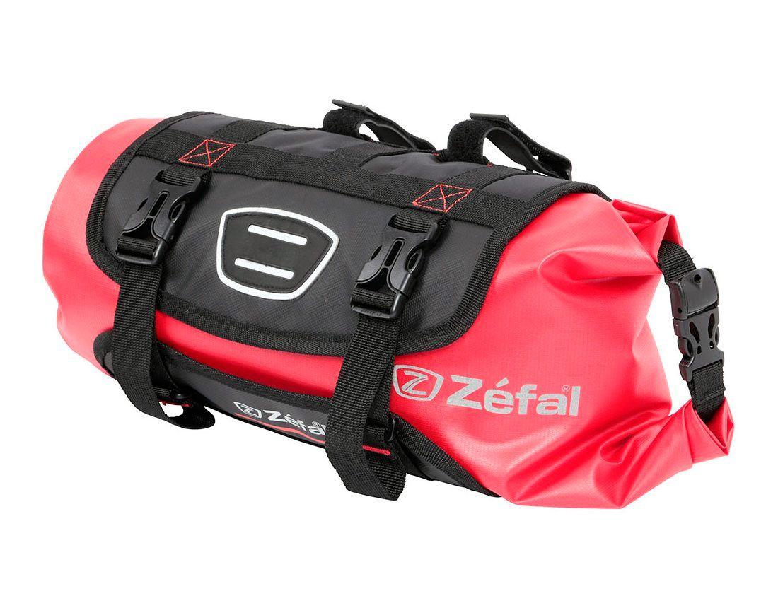 Bolsa Alforge Guidão Z Adventure F10 Zéfal