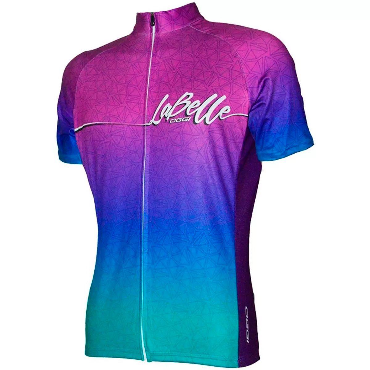 Camisa Ciclismo La Belle Feminina Oggi