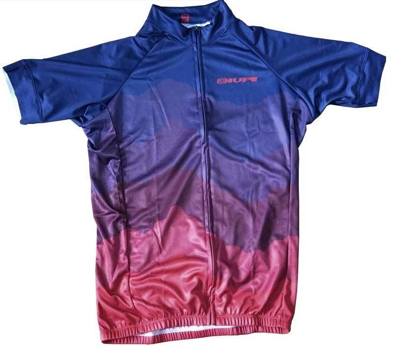 Camisa Ciclismo Montains Hupi