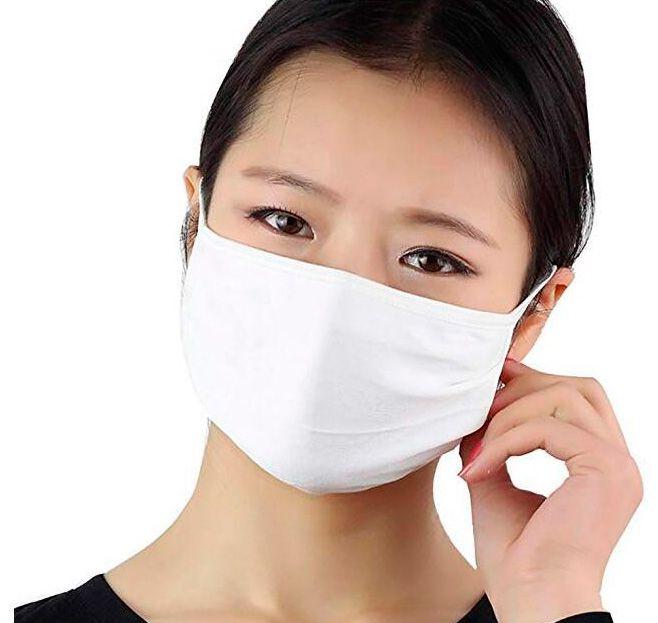 Kit 5 Mascara Facial Dupla Proteção Fox Boy