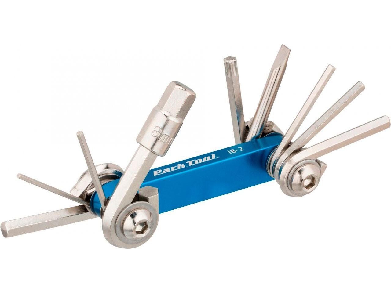Kit Multi ferramentas 10 funções IB-2 Park Tool