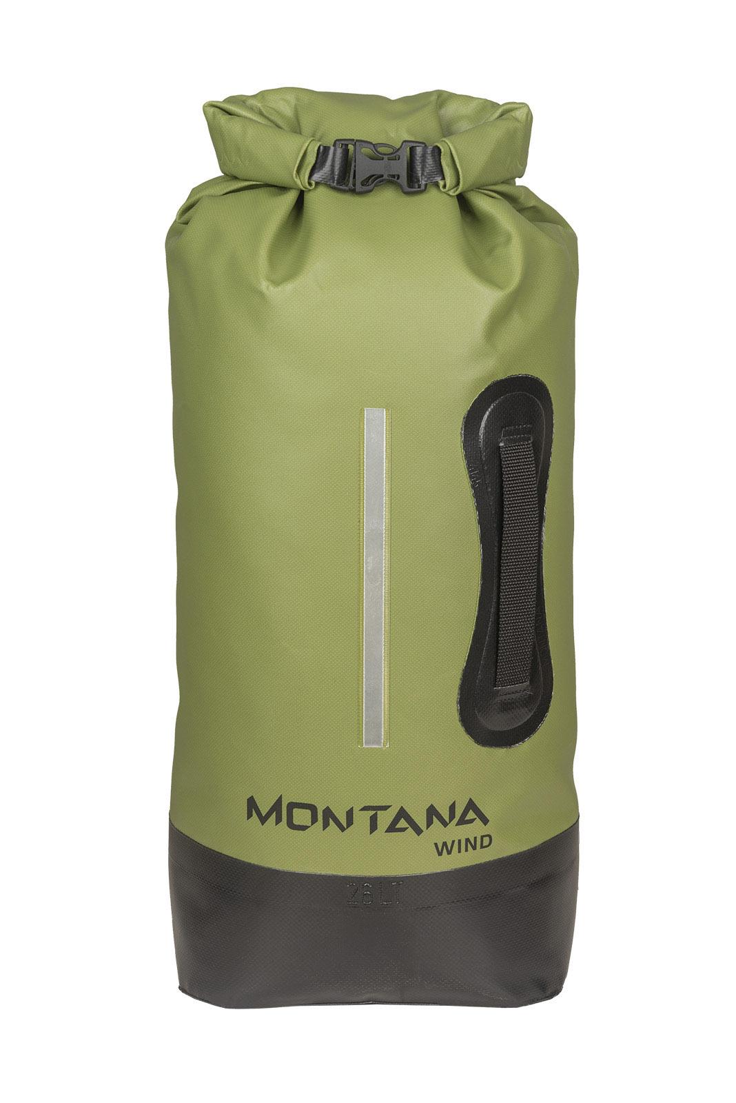 Mochila 100% Impermeável Wind 26l Montana
