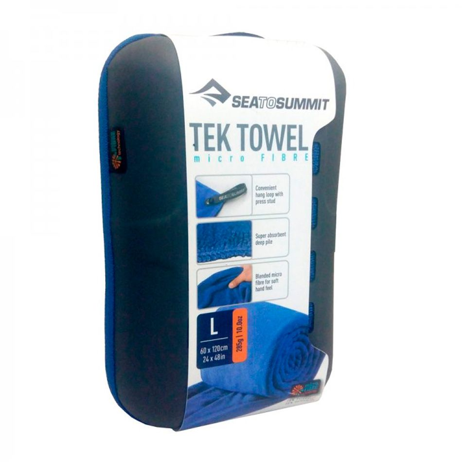 Toalha De Alta Absorção Tek Towel G Sea To Summit