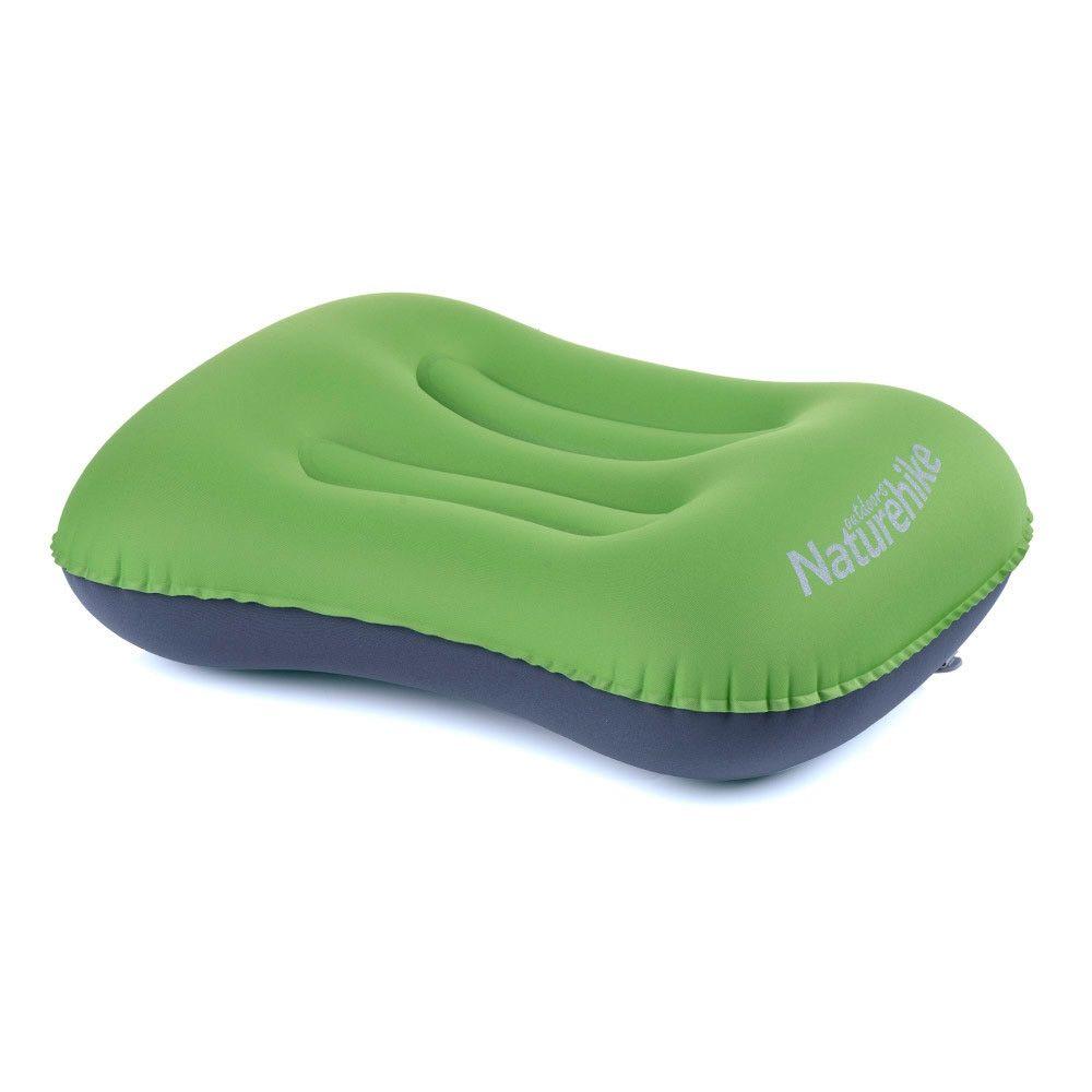Travesseiro Inflável Ultralight Aero Verde Naturehike