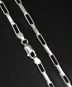 7c79f833e77e Corrente Cartier Masculina em Prata 925 - 60 cm ( 4.8g )