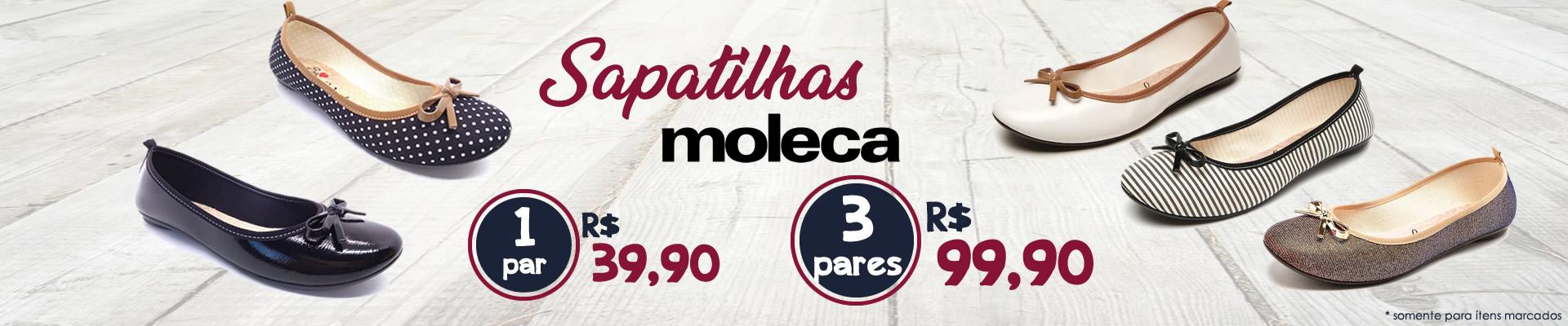Banner Sapatilha Melissa Promoção