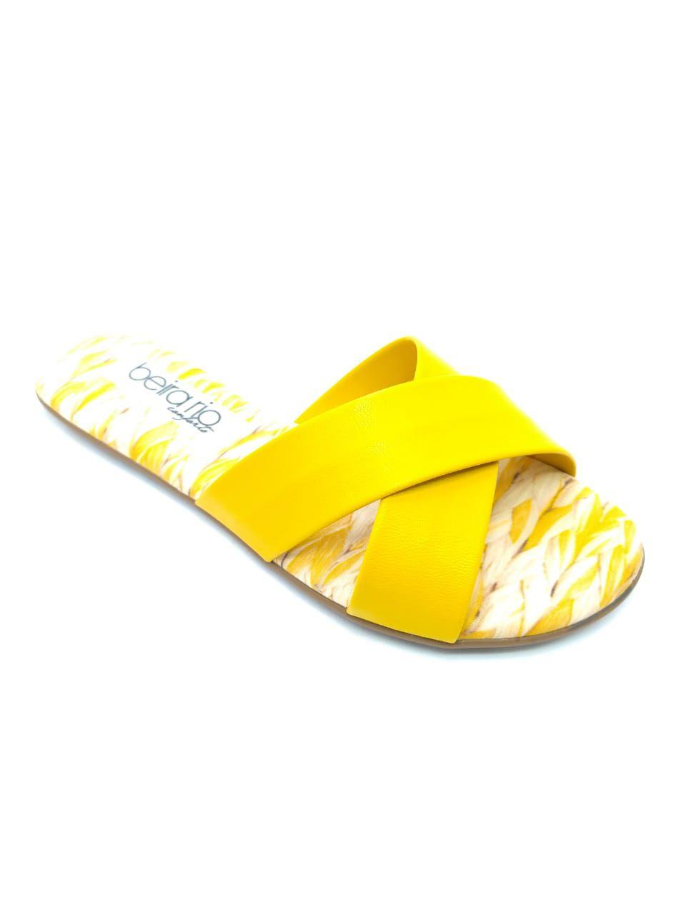 Rasteira Beira Rio Amarela