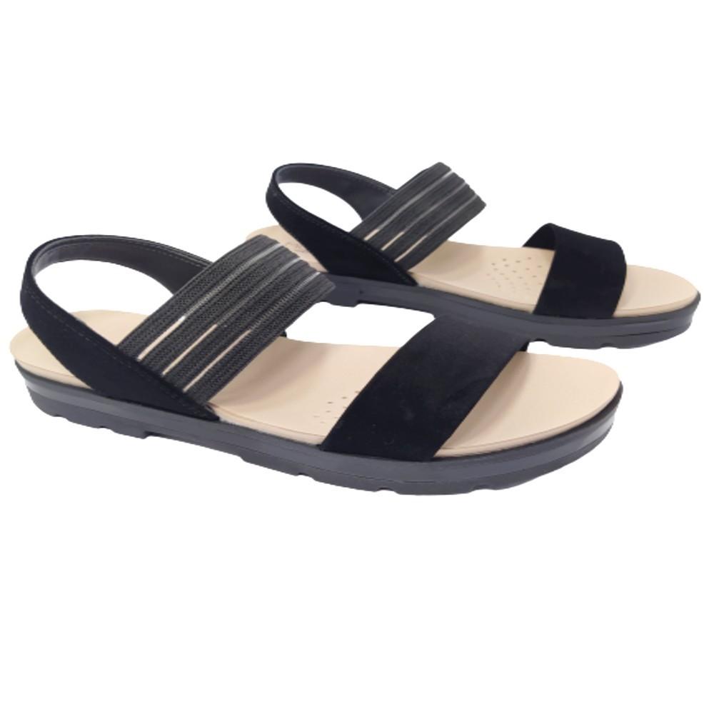 Sandalia Flat Modare Preta