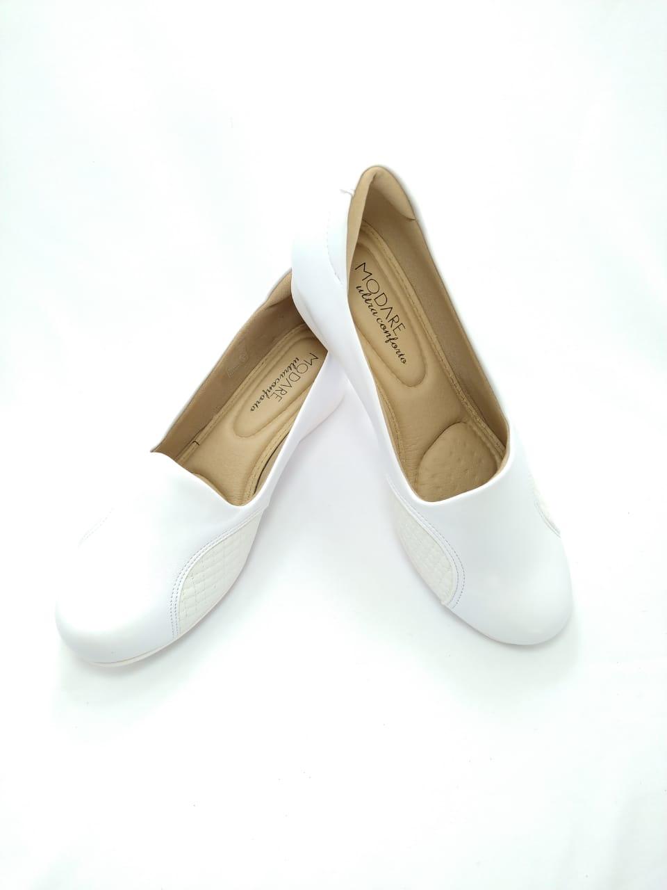 Sapato Modare Anabela Branco