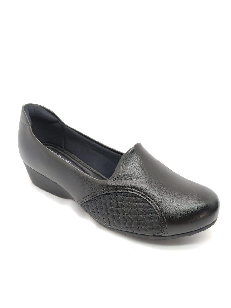 Sapato Modare Anabela Preto