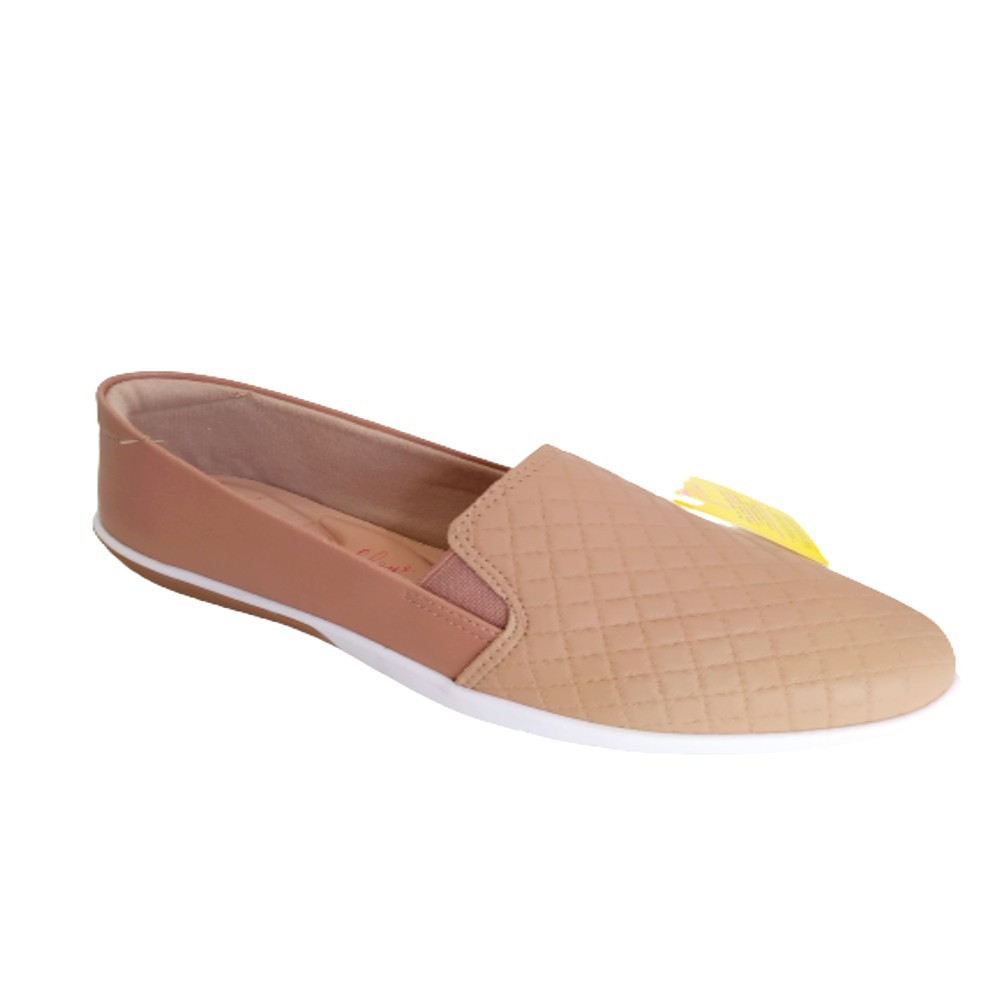 Tênis Casual Slip On Moleca