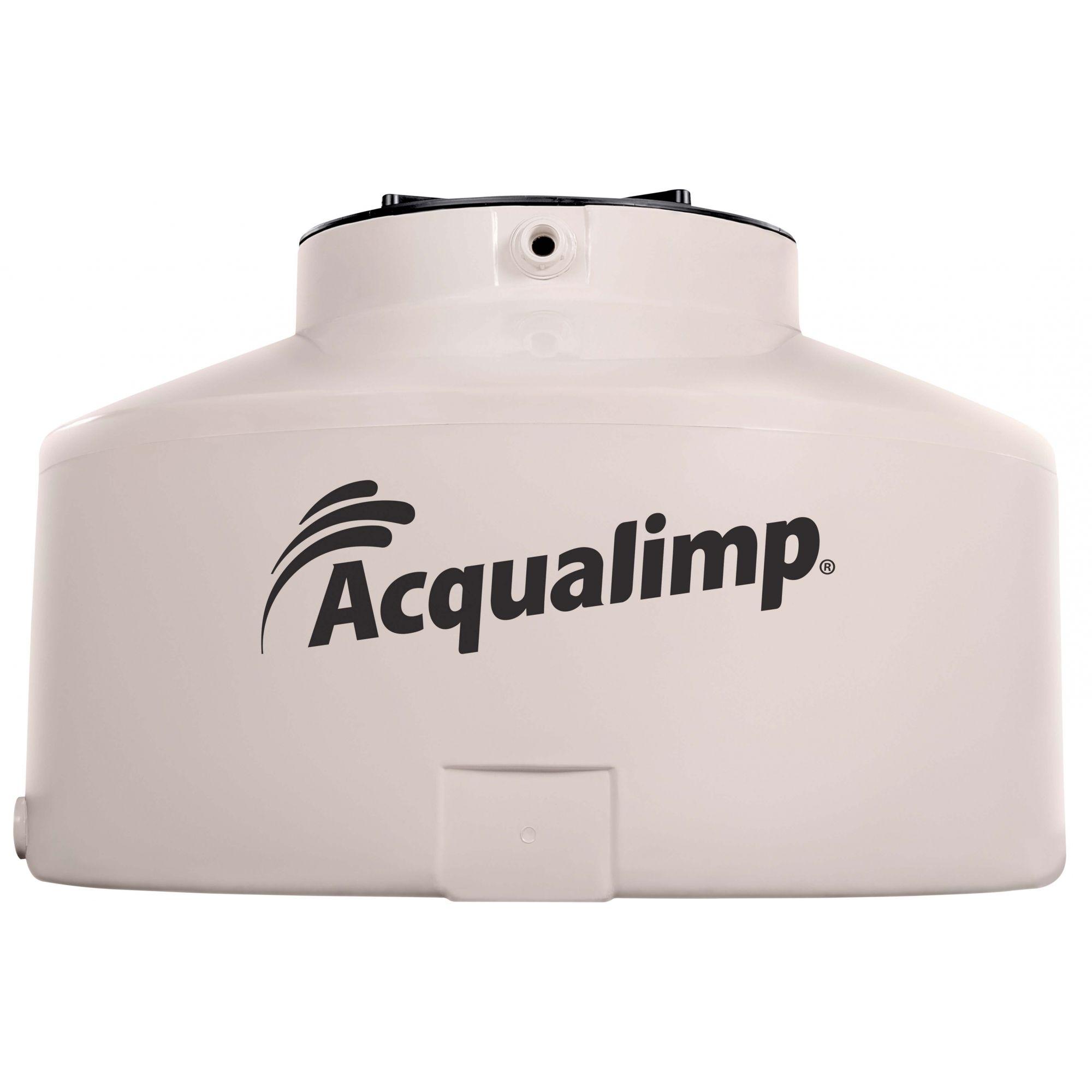 Caixa D'Água Água Limpa Acqualimp