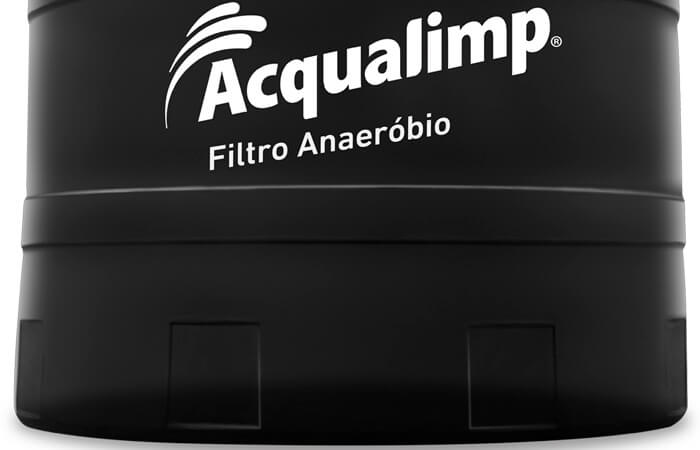 Filtro Anaeróbio Acqualimp