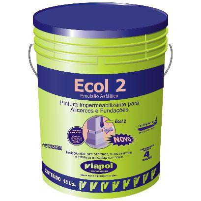 Impermeabilizante ECOL 2 Viapol