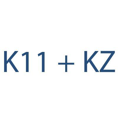 Impermeabilizante K11 + KZ Viapol