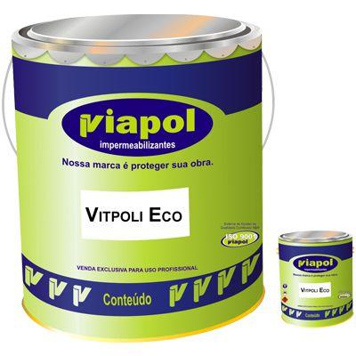 Impermeabilizante VITPOLI ECO Viapol