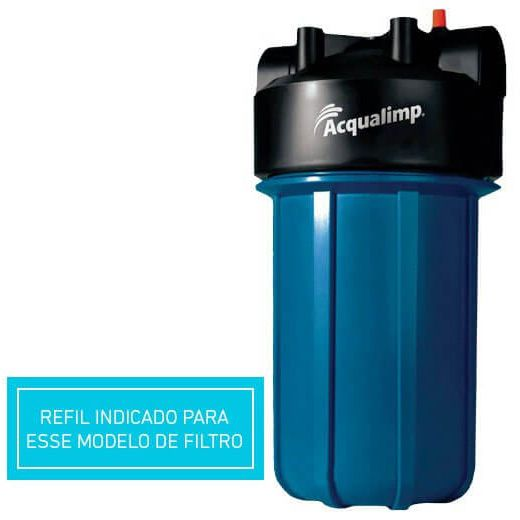 Refil do Filtro de Agua Jumbo Acqualimp
