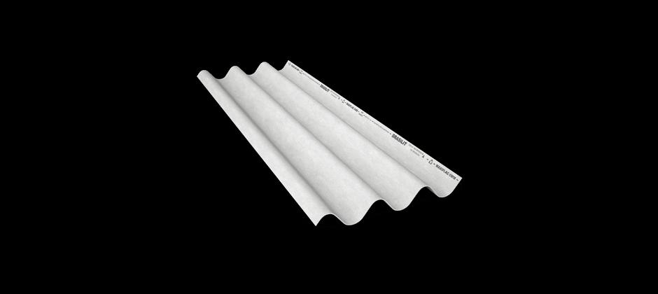 Telha de Fibrocimento Maxiplac Brasilit