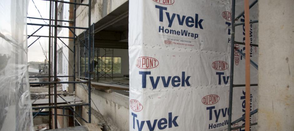 Tyvek HomeWrap Brasilit