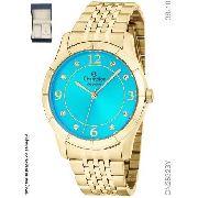4d7ab0d23d1 Relógio Champion Feminino Original Cn25323y Analógico