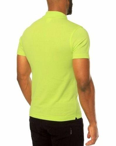 Camisa Polo Lacoste Bordado Verde - SUPER25 0b67573a98a99