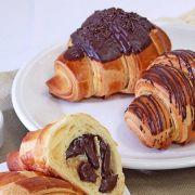 Croissant FRIORE Chocolate 140g Pacote com 1,1kg (aprox. 8 unidades)