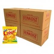 Granola Croqui Banana e Mel 30g 04 caixas de 50 saches