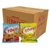 Granola Croqui Original e Banana e Mel Caixa Mista 50 saches
