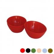 Jogo de Taças Plastico Duro Tort P 03 x 200ml