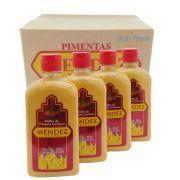 Kit Molho de Pimenta Mendez 450ml 04 Cremosa Tradicional