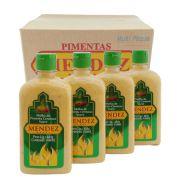 Kit Molho de Pimenta Mendez 450ml 04 Cremosa Suave