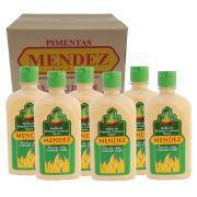 Kit Molho de Pimenta Mendez 450ml 06 Cremosa Suave