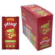 Ptisq Pepper Nuts 35g Display 8 saches Cereais Feinkost