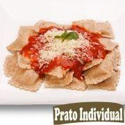 Ravioli Integral Peito de Peru e Cream Cheese ao Sugo 350g